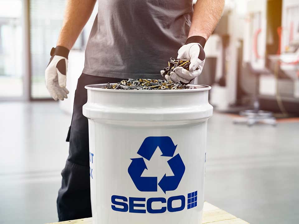 Recycled-Carbide-Seco-Tools